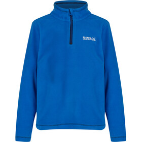 Regatta Hot Shot II Fleece Pullover Kinder oxford blue/navy
